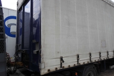 man used truck